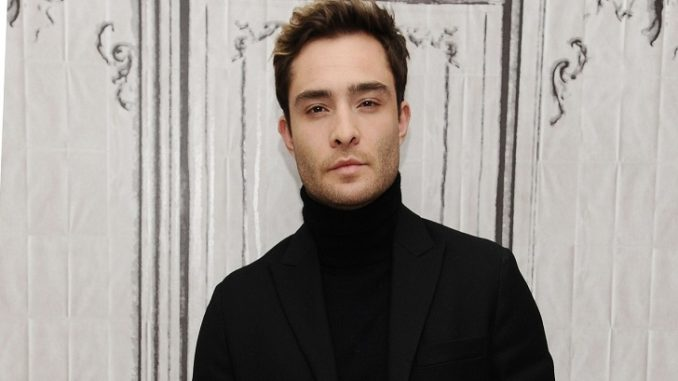 Ed Westwick is sharing a strong bonding with Jessica Serfaty.