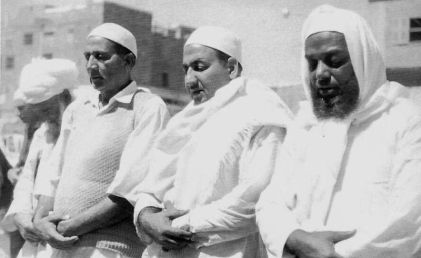 Mohammed Rafi With His Brothers