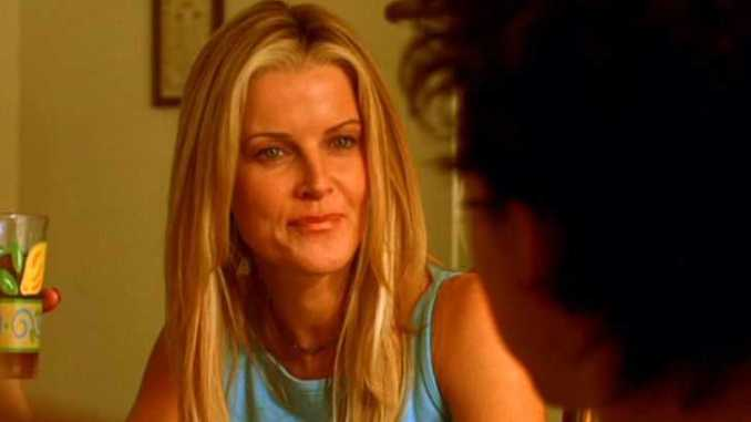 Maeve Quinlan, actress in tv series and former tennis player has an interesting relationship history.