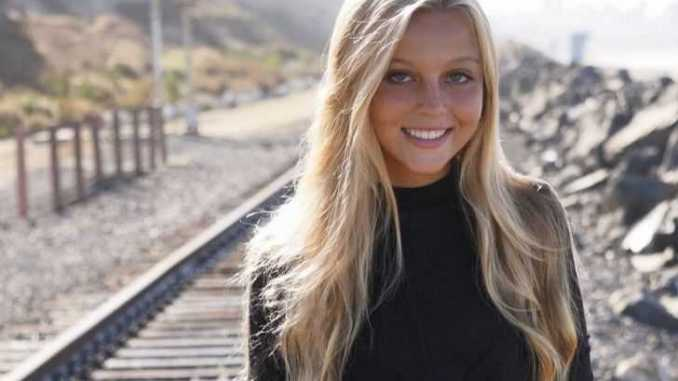 Morgan Cryer is in a relationship with Tristan Waite.