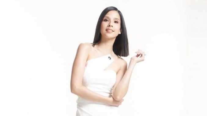 Maxene Magalona's debut role came in Ang TV show on 1992.