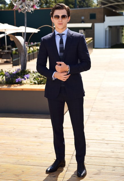 Tom Holland height, weight, and body measurement