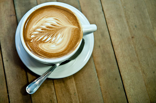 Hotels with best coffee
