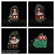 Starbucks Ornament Snow Globe