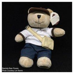 6004 Bearista Bear Russia