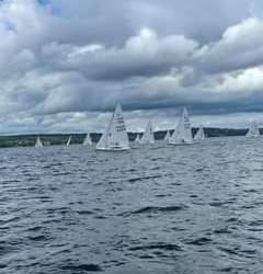 2. Tag der IDM im DTYC Deutscher Touring Yacht-Club e.V. Liegt hinter uns. Heute…