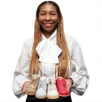 Founder of Black-Owned Baby Shoe Brand Lands Huge Partnership With Luxury Retailer, Neiman Marcus