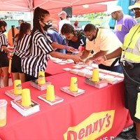 Denny's Announces Schedule for HBCU Hiring Tour, Scholarships for Black College Students