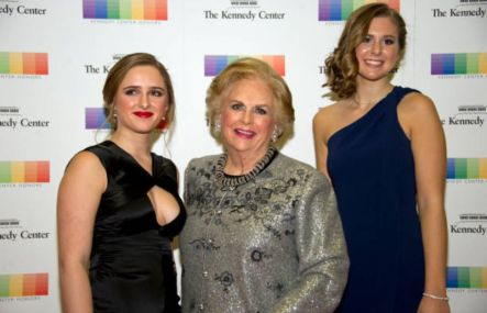 Jacqueline Mars at kennedy center group image