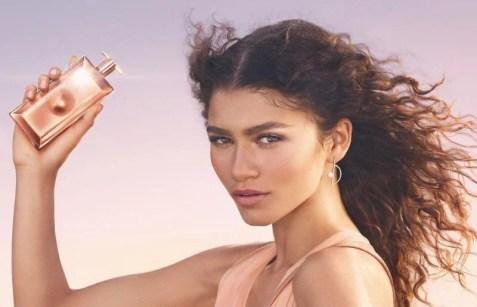 Zendaya at the ad ad shot