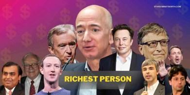 Wealthiest Person