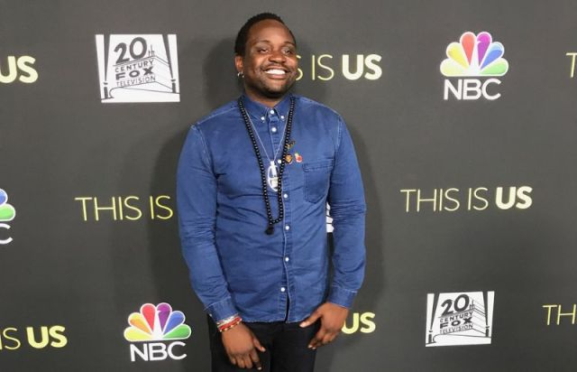 Brian Tyree Henry at the fox television award show