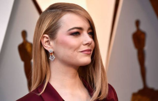 Emma Stone at 90th Annual Academy Awards - Arrivals