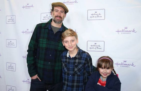 """Jason Lee at Hallmark Hall Of Fame's """"Away & Back"""" Exclusive Premiere Event"""