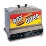 Hotdog steamer