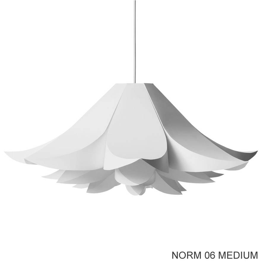 normann copenhagen modern pendant lamp norm 06 with diy lamp kit