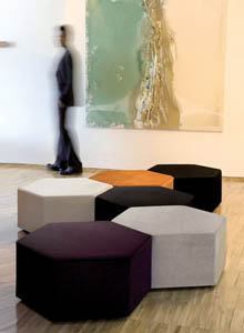 ESA Modern OfficeWaiting Reception Room Guest Chairs Stardust