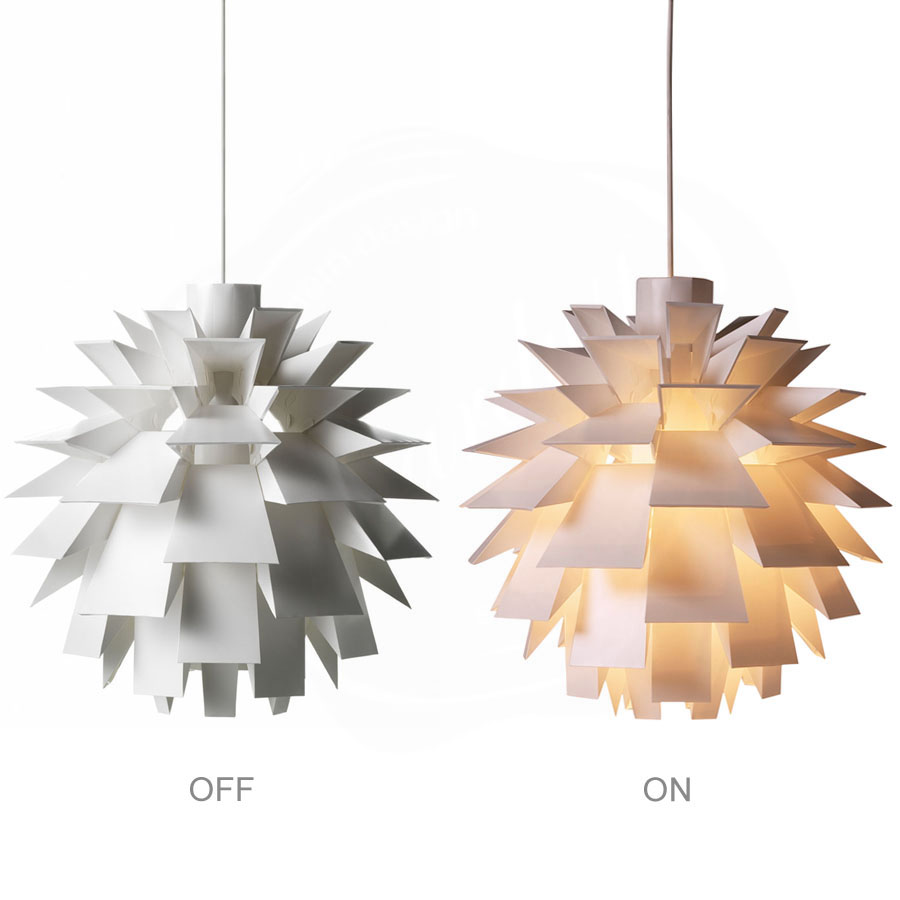 normann copenhagen modern pendant lamp norm 69 with diy lamp kit
