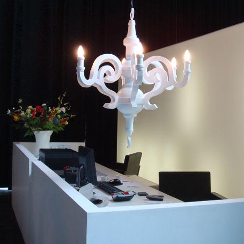 Moooi Paper Chandelier By Studio Job