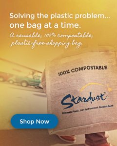 Solving the plastic problem one bag at a time... Shop Now