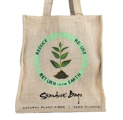 Reduce Reuse Return to the Earth Compostable Shopping Grocery bag