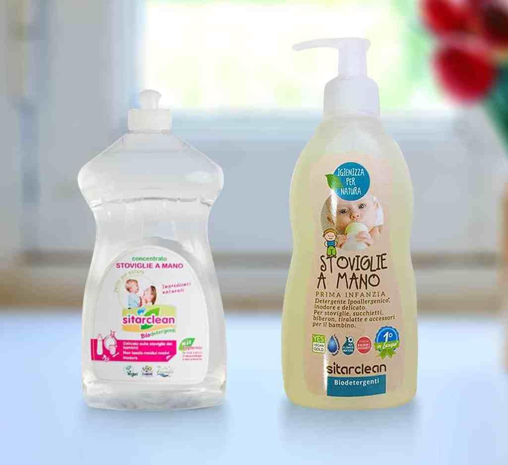 Restyling immagine Detergenti