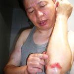 Gao Zhisheng beaten p