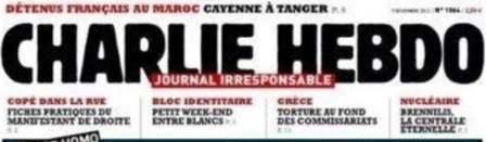 Caricaturile geniilor de la Charlie Hebdo