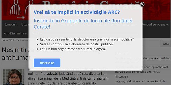 Alina Mungiu se pregăteşte să îşi facă partid politic