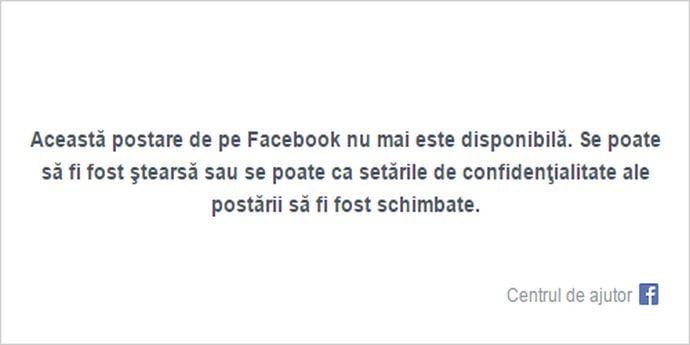 Contul de Facebook al prinţului Nicolae de România a dispărut