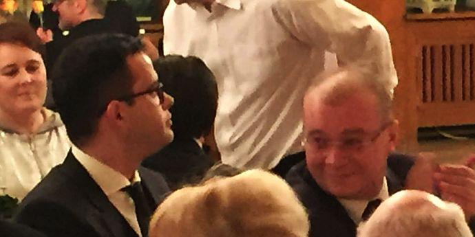 Dan Mihalache şi Mihai Gâdea sunt în relaţii foarte bune