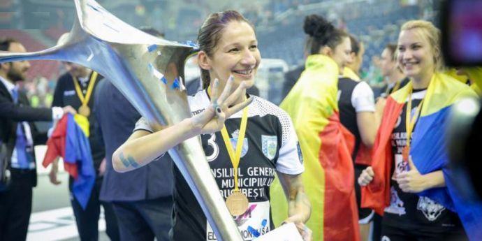 CSM Bucureşti e campioana Europei la handbal feminin