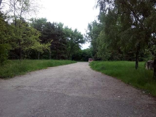 pe aici, se ajungea acum 15 ani spre colţul Parcului dinspre Potcoava