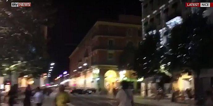 LIVE COVERAGE Atentat la Nisa. Cel puţin 73 de morţi