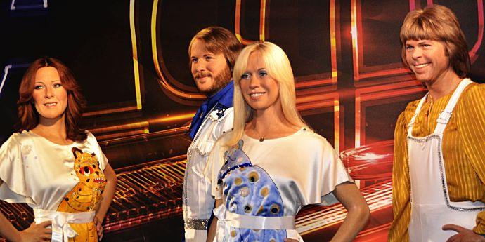 ABBA se reuneşte după 30 de ani, în divertisment digital
