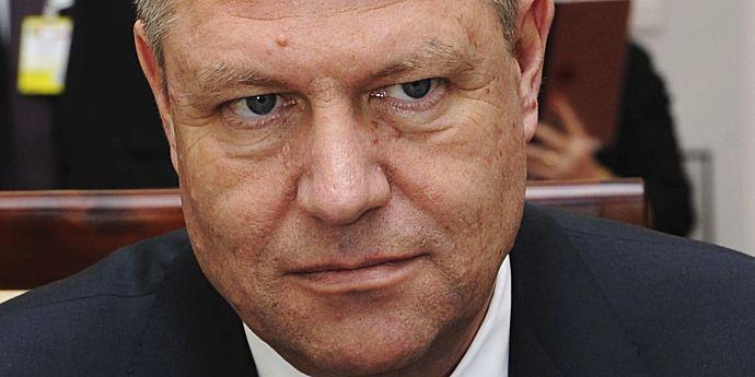 Klaus Iohannis, preşedintele României: Cine a plagiat pleacă