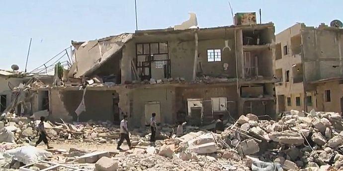 Siria este subiect închis. SUA opreşte negocierile cu Rusia