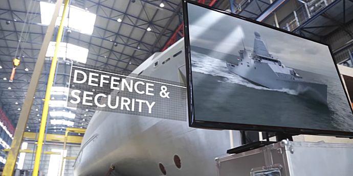 Nave de luptă olandeze în vizorul Marinei Militare Române VIDEO
