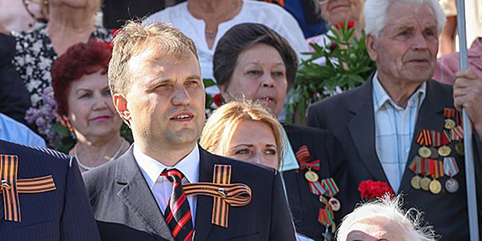Transnistria se rupe de Moldova şi se uneşte cu Rusia