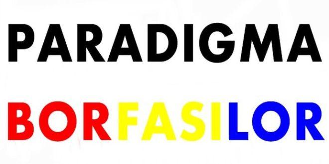 paradigma borfaşilor