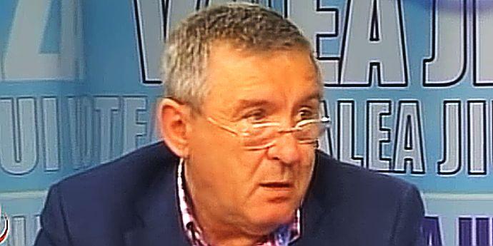 Cornel Nistorescu delirează cu protestele manipulate de servicii