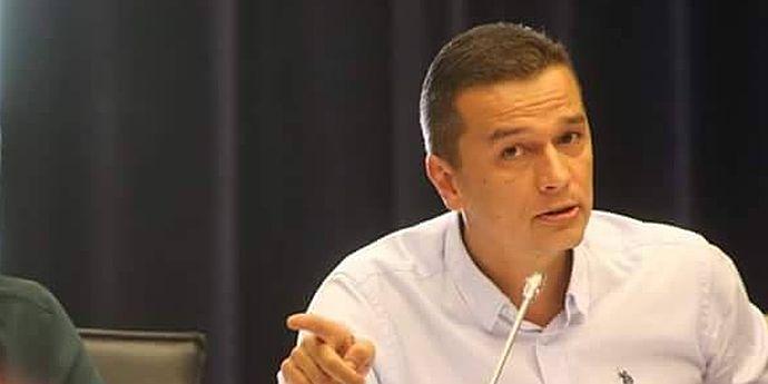 Sorin Grindeanu susţine că Ministrul Justiţiei ar putea fi apolitic