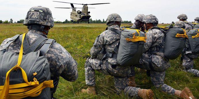 Exerciţiu militar NATO-SUA de amploare în luna iulie, în România
