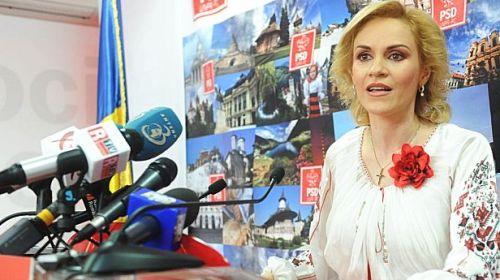 Referendum pentru demiterea Gabrielei Firea. Semnături – la Piaţa Unirii