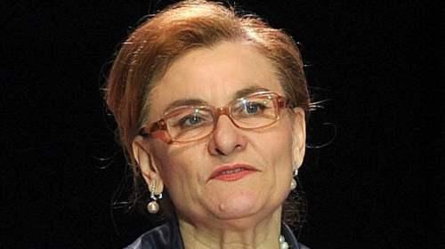 Maria Grapini s-a făcut scriitoare, a scris un roman d'amor