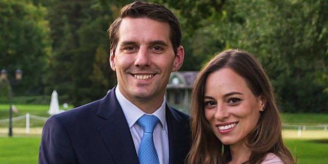 Prinţul Nicolae s-a logodit cu o româncă din Sibiu, Ana Maria Binder