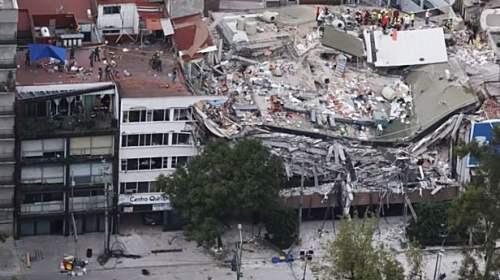 Alt cutremur puternic a avut loc în Mexic. Mii de oameni au fost evacuaţi