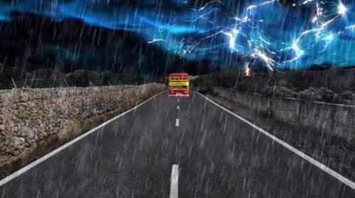 Furtună, atenţionare de călătorie, cod galben în Bosnia Herțegovina