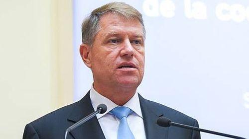 Klaus Iohannis nu se teme de suspendarea din funcţia de preşedinte