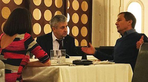 Daniel Morar, judecător CCR, la taclale cu Florin Iordache